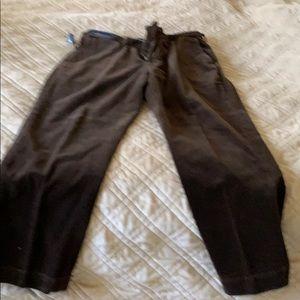 Polo pants, new, 38-30 size, brown